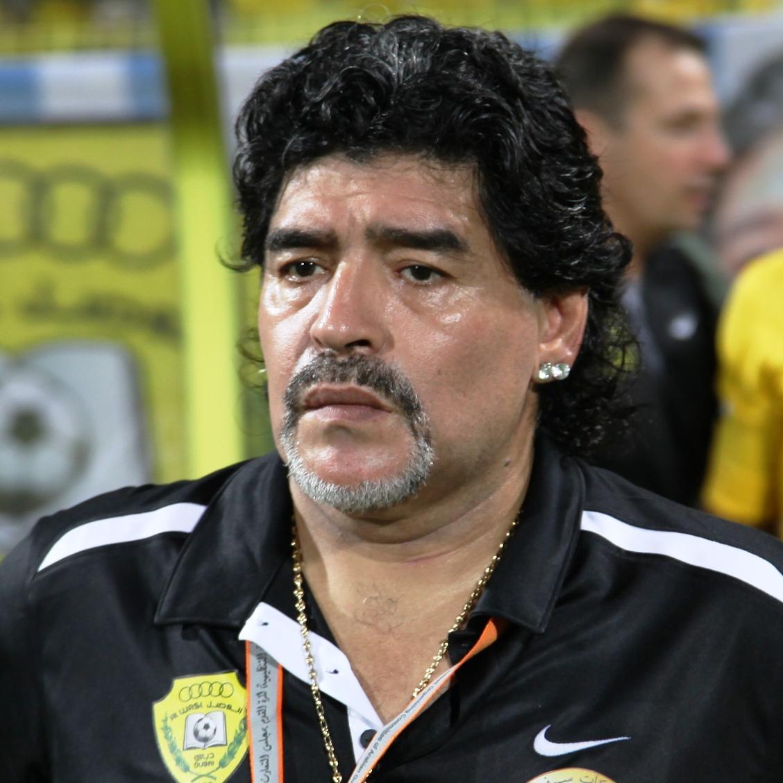 चर्चित फुटबलर म्याराडोनाको  ६० बर्षको उमेरमा निधन